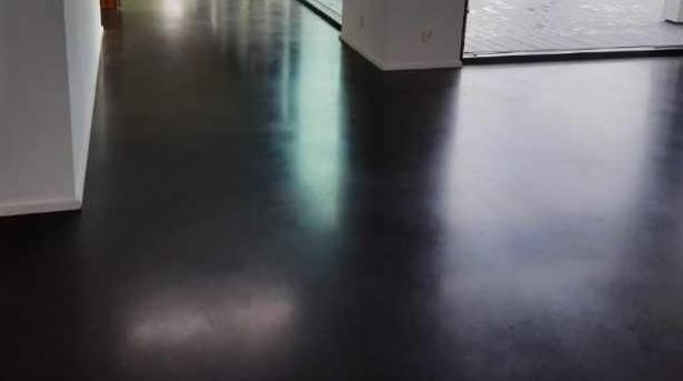 Diamantpoleret beton - brugte gulve